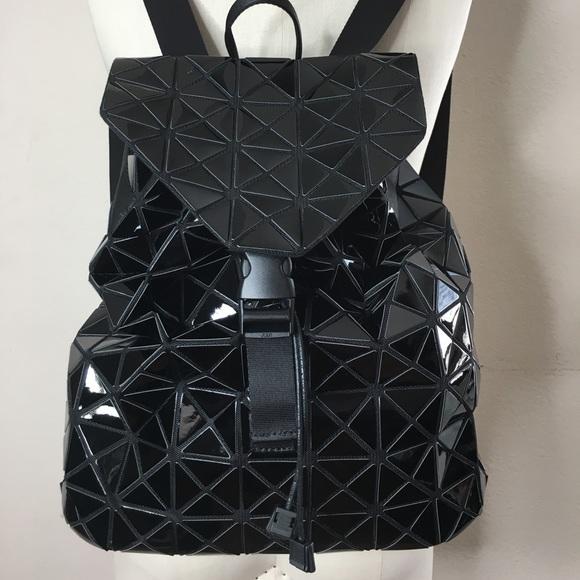 7dcc41cb74 Bao Bao folding triangular shapes origami backpack